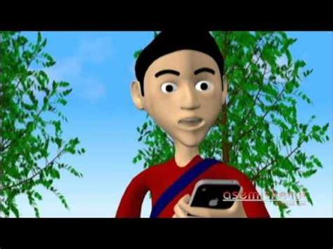 film pendek jodoh itu ada animasi 3d indonesia film pendek quot si icung tak ada