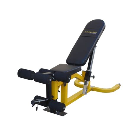 preacher curl on incline bench bodymax cf510 elite utility flat incline decline bench with leg curl and preacher