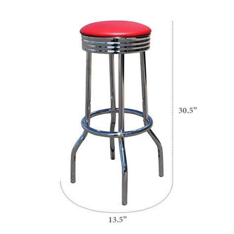 Diner Bar Stool by Diner Bar Stool Charming Chairs