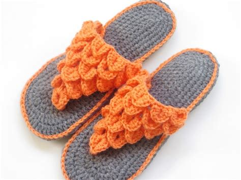 crocodile stitch slippers pattern crochet dreamz s crocodile stitch slippers crochet