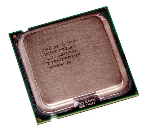 Processor Dual E5500 E5300 Lga 775 intel at80571pg0722ml pentium e5500 2 8ghz socket t lga775 processor slgtj 7330381828683 ebay