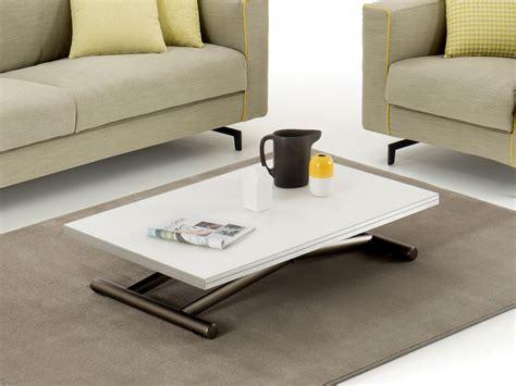tavolo trasformabile tavolino trasformabile in tavolo da pranzo bento homeplaneur