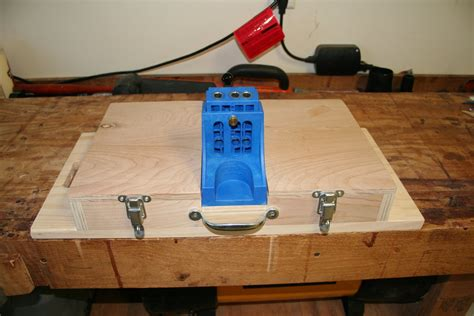 kreg woodworking projects kreg pocket jig work support by geekydad79