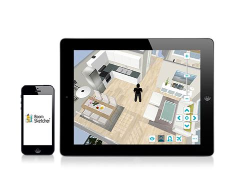 room floor plan app roomsketcher launches interactive floor plan app