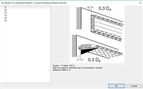 cable installation methods installation method e