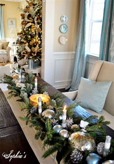 christmas center table decorations s an easy centerpiece
