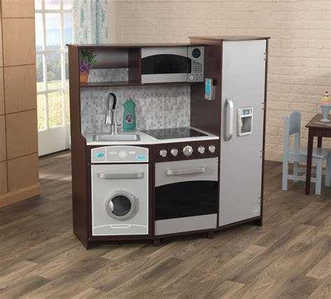 kidkraft large play kitchen set reviews wayfairca
