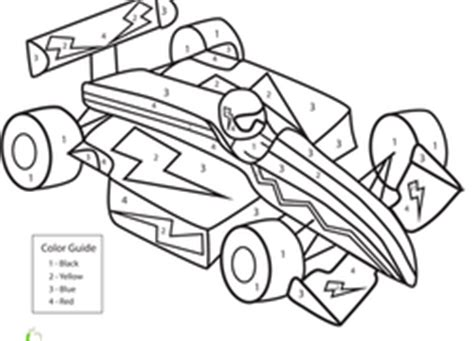 truck color by number coloring pages color by number coloring pages printables education com