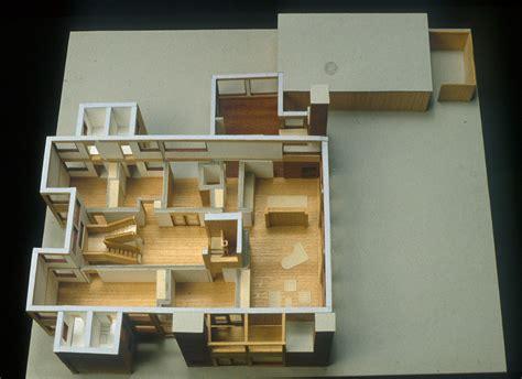 4 Bedroom Open Floor Plan Louis Kahn Korman House Fort Washington Pa Usa 1971