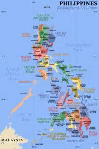 Philippines World Map by Maps Of The Philippines Regions And Provinces