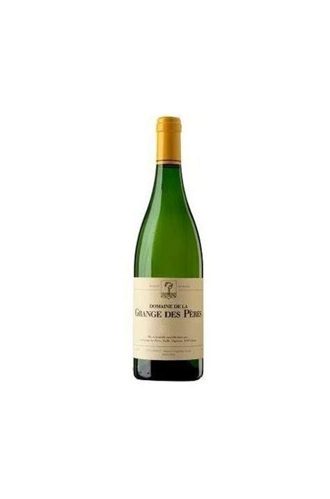 Grange Des Peres Blanc by Grange Des P 232 Res 2012 Blanc Vins Millesimes