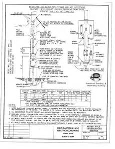 4 wire 200 meter disconnect diagram