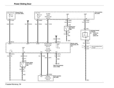 repair anti lock braking 2005 ford freestar free book repair manuals 2005 ford freestar ac wiring diagram ford auto parts catalog and diagram