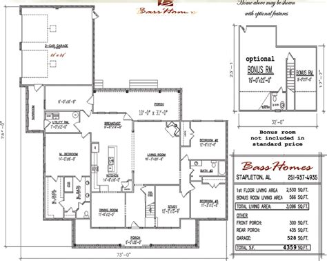Princeton Floor Plans by Princeton Floorplan