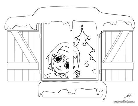 imagenes para colorear ventana dibujos de ventanas abiertas para colorear imagui