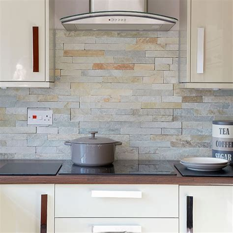 Wall Tiles For Kitchen Ideas Hi Gloss Kitchen Kitchen Decorating Style At Home Housetohome Co Uk Kitchen