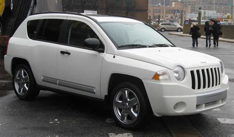 Jeep Compass Manual Jeep Compass Mk49 2007 Owners Manual Free Service Repair