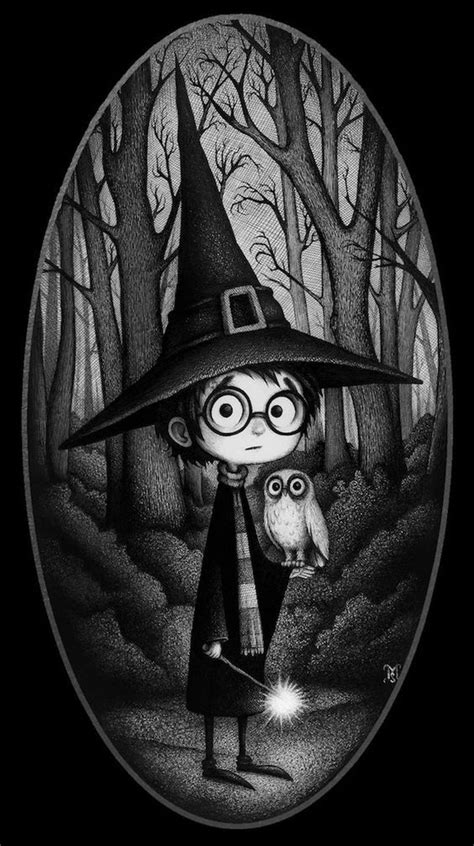 Pin de Renata Grell em Harry Potter | Arte com desenhos