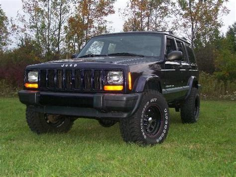 1999 Jeep Xj 99tjxj 1999 Jeep Specs Photos Modification Info