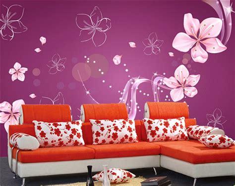 Wallpaper Dinding Motif Klasik 1016 65 desain wallpaper dinding ruang tamu minimalis terbaru dekor rumah