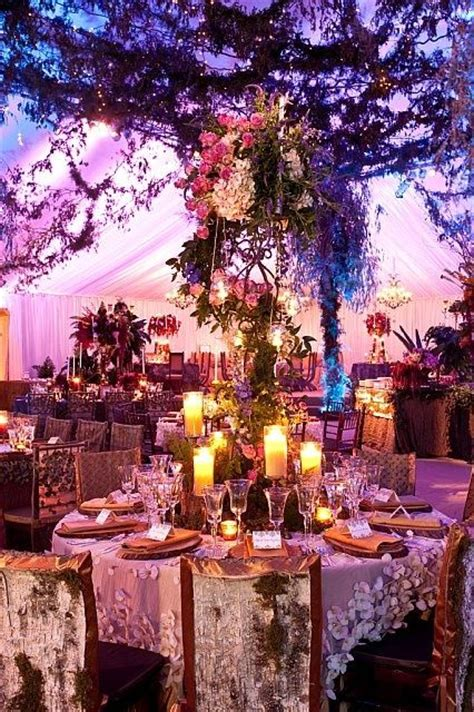 Enchanted Garden Decor David Tutera Wedding Decorations David Tutera Enchantment Ideas De Decoraci 243 N De Bodas