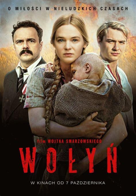 film lucy o czym jest wołyń jest już pierwszy plakat kontrowersyjnego filmu