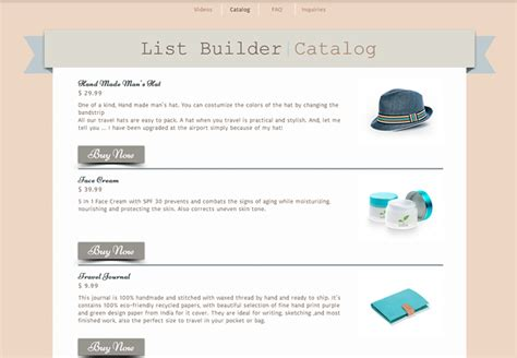 layout blog wix how to make a smarter website with wix s list builder