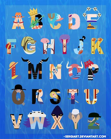 Anime Character With Letter X One Alphabet By Sergiart On Deviantart