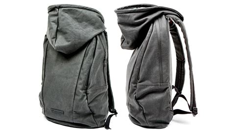 Hodie Backpacker backpack has its own hoodie gizmodo australia