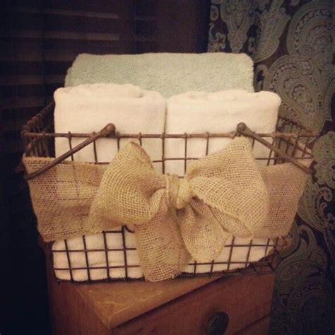 towel basket bathroom best 25 bathroom towel display ideas on pinterest bath towel decor decorative