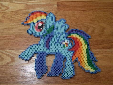 perler my pony 366 best images about mlp perler on