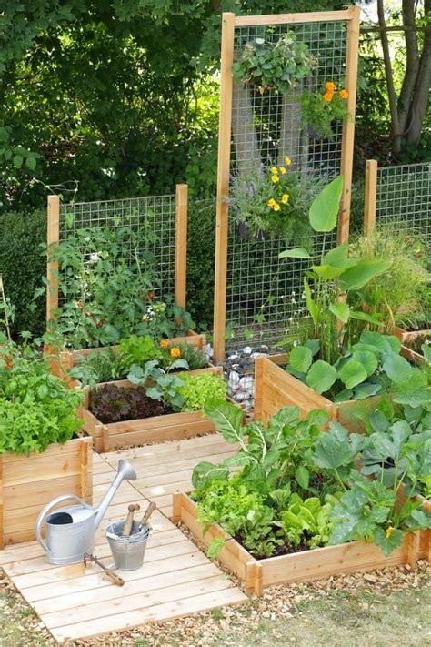 ways  decorate  fence  planters vegetable