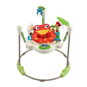 Baby Chair Walker Jet Com Fisher Price Rainforest Jumperoo Bouncer