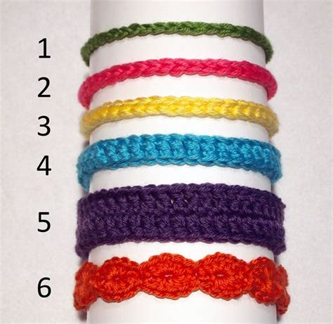 Pattern For Infant Headbands | free baby headband patterns in six different styles