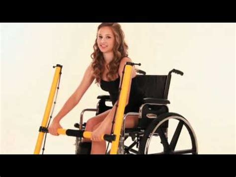 kefty wheelchair workout a new resistance exercise machine