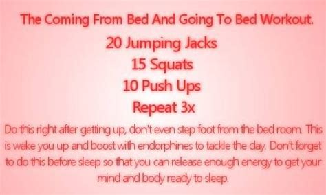 is it good to workout before bed 17 best ideas about bedtime workout on pinterest night