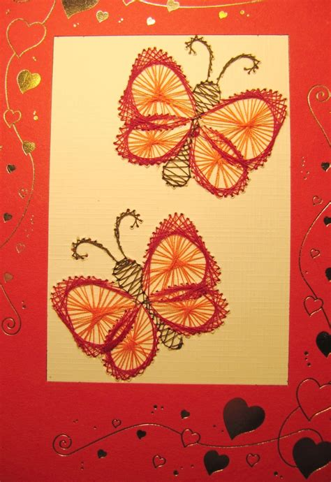 card patterns 1000 images about paper embroidery on