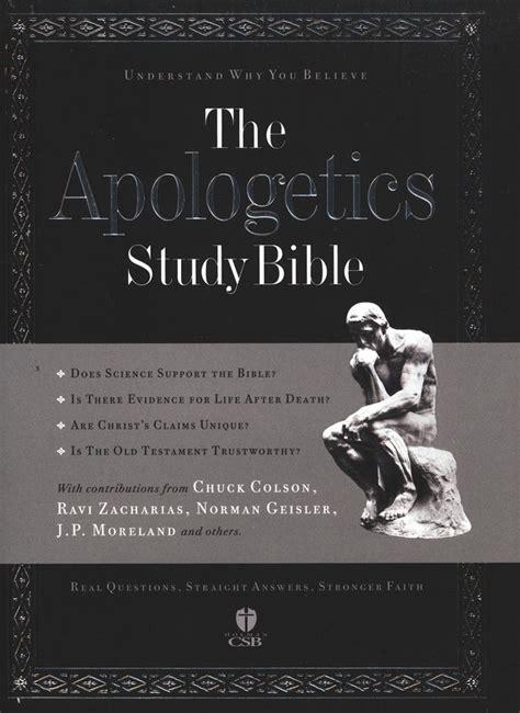 Buku Bible Question Answers the apologetics study bible creative madness
