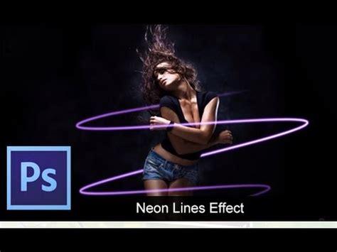 neon sign tutorial photoshop cs5 adobe photoshop cs6 basic neon lines tutorial youtube