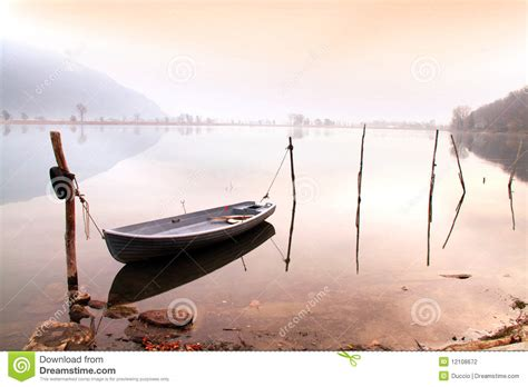 how to anchor a boat in a lake boat anchor stock photography image 12108672
