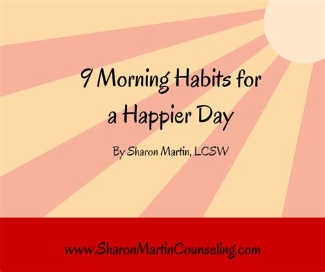 34 morning daily routine habits for a healthy start to 9 morning habits for a happier day