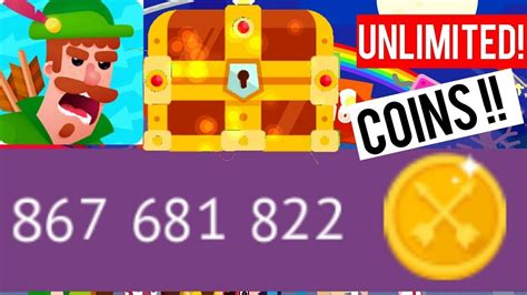 unlimited coins apk bowmasters unlimited coins hack apk no root free android