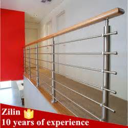 Handrail Systems Modern House Design Stainless Steel Glass Railing For