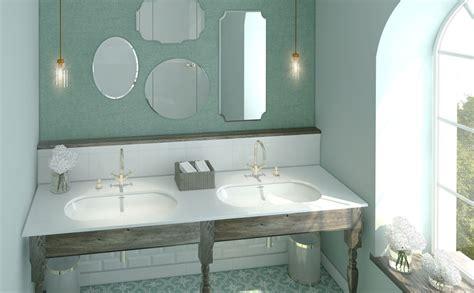 arredo romantico trend romantico dell arredo bagno