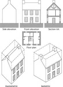 Different Types Of Building Plans Dessin D Architecture Wikip 233 Dia