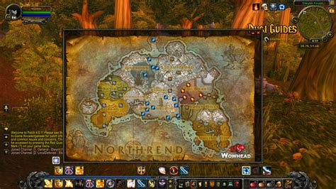 download free wow leveling guides dugi guides 100 wow map wow mining guide 1 800 legion mining