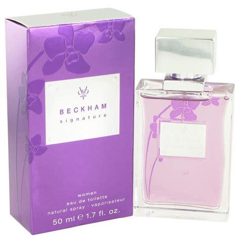 Parfum Posh Spray eau de toilette spray 1 7 oz signature for perfume by david beckham for