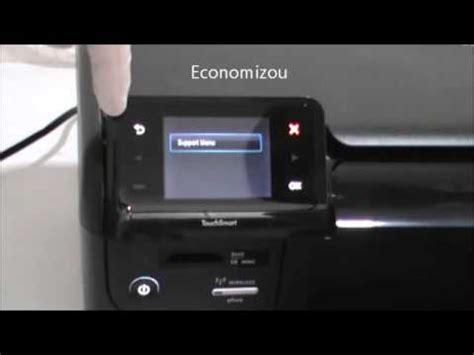 reset impressora hp deskjet 1050 reset impressora hp d110 youtube
