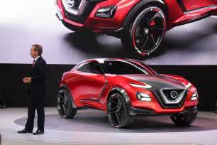 Best Auto Deals October 2015 Nissan Gripz Concept Uses Note E Power Series Hybrid System