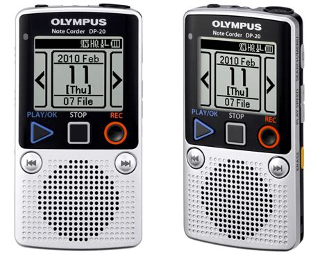 Olympus Ds 50 Recorder Gets Your Podcast Freak On by Olympus Dp 20 Digital Voice Recorder Dictate Australia